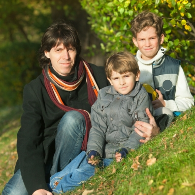 I Am A Father Of Two Boys And I Can (And Do) Support Feminism