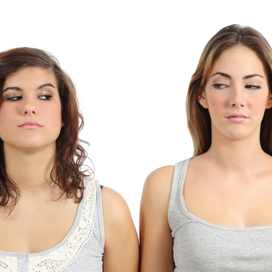 3 Ways All Women Can Stop Being Envious Of Each Other