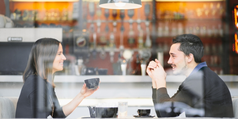 You Don't Really Think You're Going To Fall In Love At A Coffee Shop, Do You?