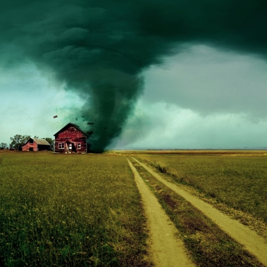 Why We Sometimes Feel Like Storm Chasers