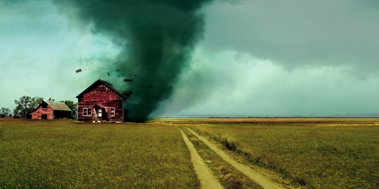 Why We Sometimes Feel Like StormChasers