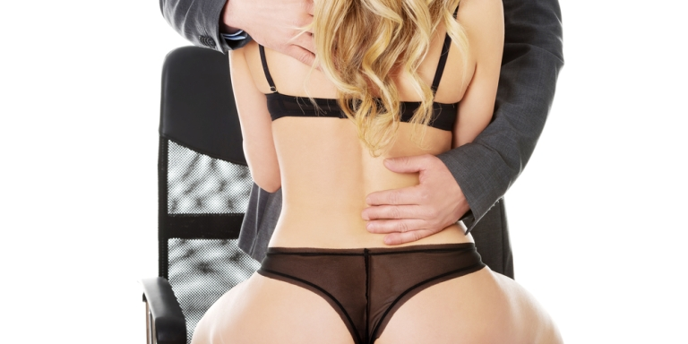 F*cking At Work (Finding The Best Place For A Quickie AtWork)