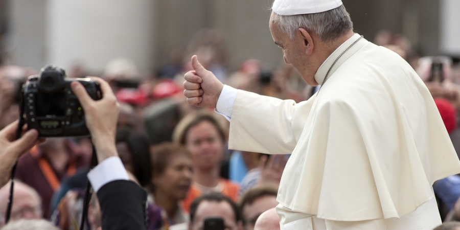 6 Reasons Why The Pope Is Dope