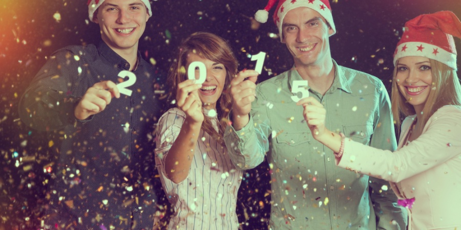 10 New Years Resolutions To Make If You Want 2015 To Be The Happiest YearEver
