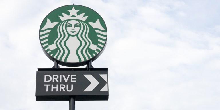 The 5 People You Meet In A StarbucksDrive-Thru