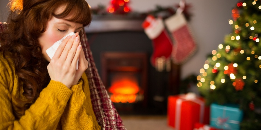5 Tips To Avoid Getting Sick Over The Holidays