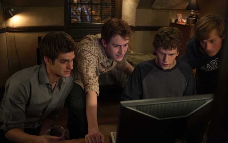 The Social Network / Amazon.com.