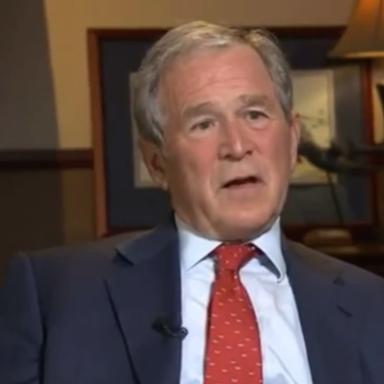 """George Bush: Eric Garner Verdict """"Hard To Understand"""""""
