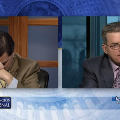 Mother Calls C-Span To Shame Her Bickering Sons, Wants A Peaceful Christmas