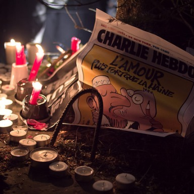 6 Times Journalists, Readers, Twitter, And The President Blamed Charlie Hebdo For Extremist Violence