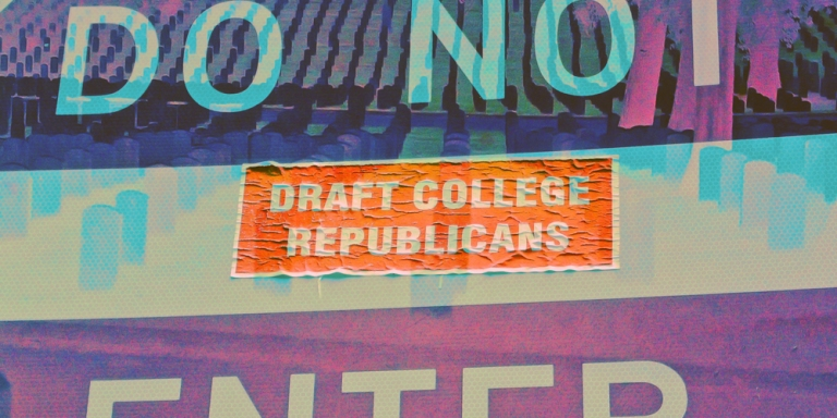 How To Survive College As ARepublican