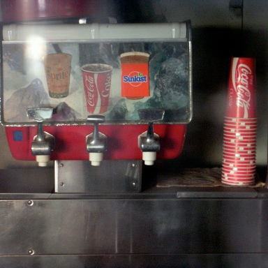 This Is Why You ABSOLUTELY Should Not Drink Fountain Soda At A Restaurant