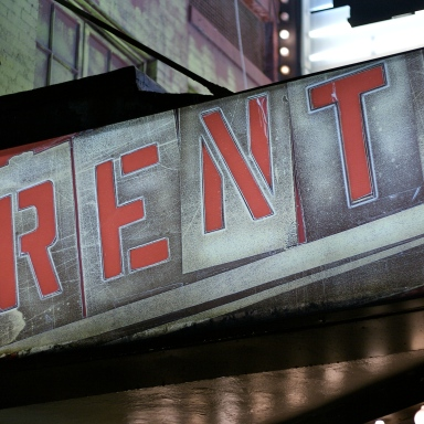 """10 Ways """"RENT"""" Totally Changed Your Life"""