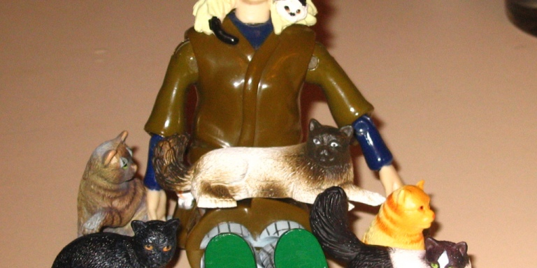 In Defense Of The Crazy CatLady