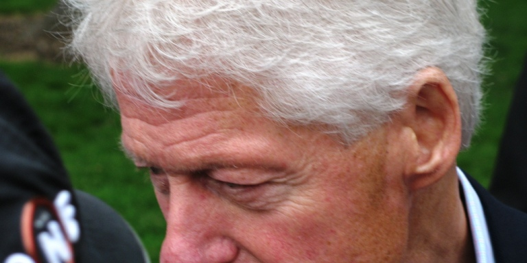 Bill Clinton Apparently Hob-Nobbed With Pedophile Slavers, ReallyThough