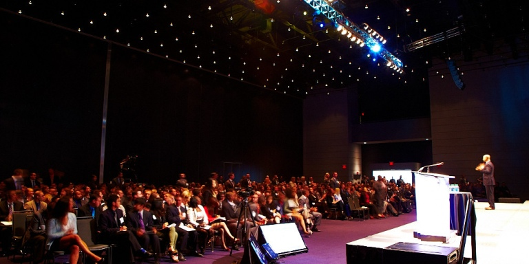 Here's How To Get The Most Out Of BusinessConferences