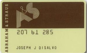 a&s credit card