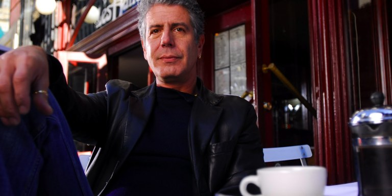 15 Signs Anthony Bourdain Is Your Spirit Animal