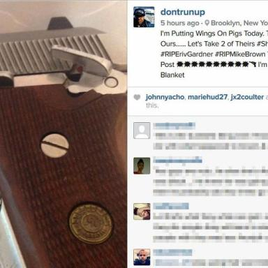 Should Law Enforcement Start Acting More Forcefully On Social Media Threats?