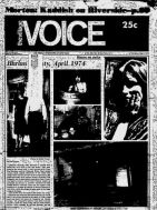 early may 74 voice