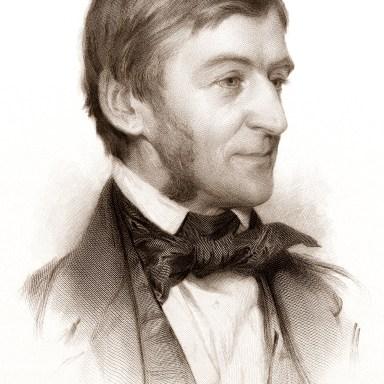 10 Inspiring Words Of Ralph Waldo Emerson