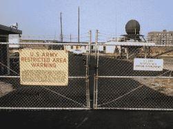 fort tilden restricted area