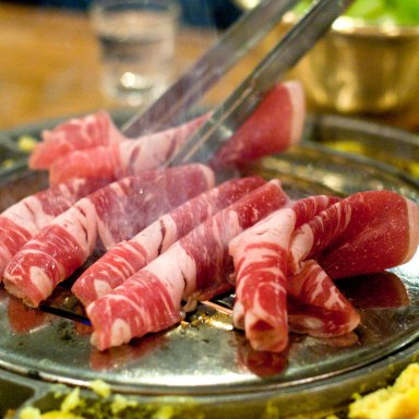This Korean BBQ Place Is So Good It Converted A Vegetarian Back To Eating Meat