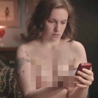 The Inner Monologue Of A Girl Who Is Being Sexted