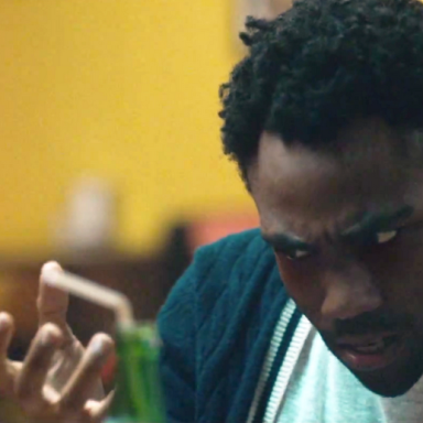 Does Childish Gambino's Creepiness Get The Girl? Watch.