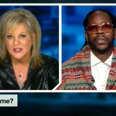 Watch 2 Chainz Beat Nancy Grace In An Argument About Legalizing Weed