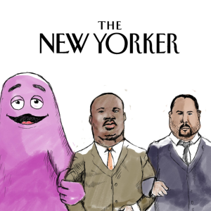 The New Yorker's MLK Cover Is Pretty Offensive