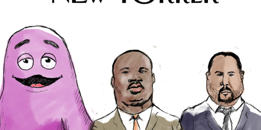The New Yorker's MLK Cover Is PrettyOffensive