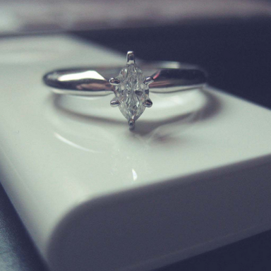 Here's What You Should Know If You Ever Plan On Buying Or Wearing An Engagement Ring