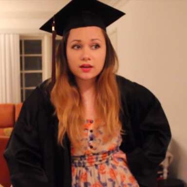 A Pep Talk For Post-Grads That Might Be Helpful (But I Dunno)