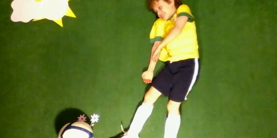 This Adorable Kid Learning To Play Soccer Will Break Your Heart In A Good Way