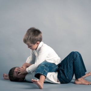 When Your Kids Hit Each Other, Don't Consider It As 'Normal' Behavior. Instead, Never Tolerate It.