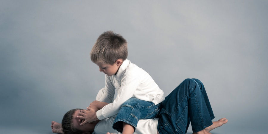 When Your Kids Hit Each Other, Don't Consider It As 'Normal' Behavior. Instead, Never TolerateIt.