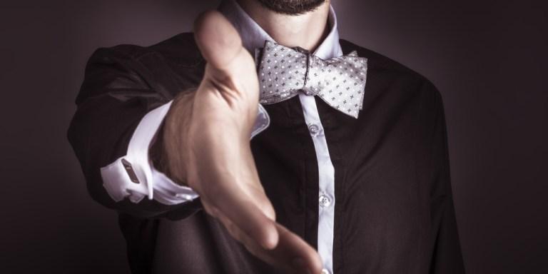10 Things Only Chivalrous, True GentlemenDo