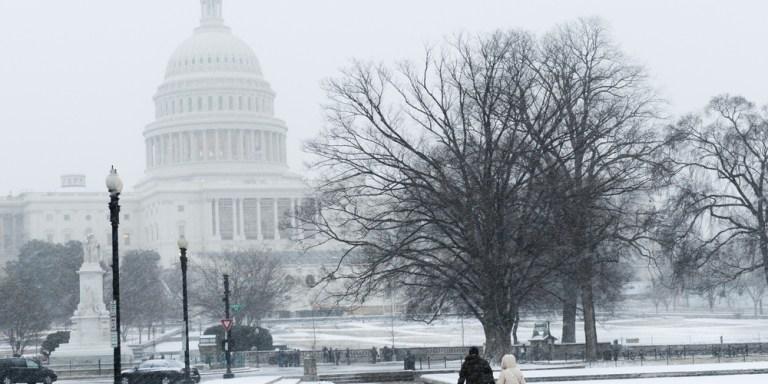 11 Things That Happen When It Snows InDC