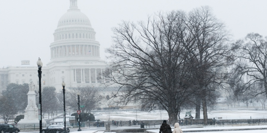 11 Things That Happen When It Snows In DC