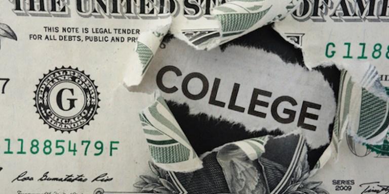 The New College PlanningParadigm