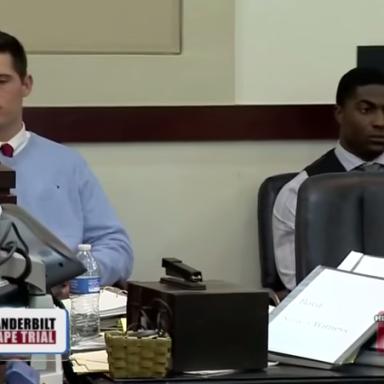 Vanderbilt Rape Victim Vomits In Courtroom As Defendant Blames The Rape On Alcohol