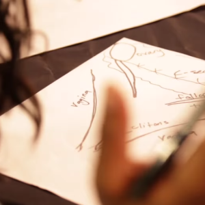 Watch: Women Making Hilarious Attempts At Drawing Their Own Vaginas