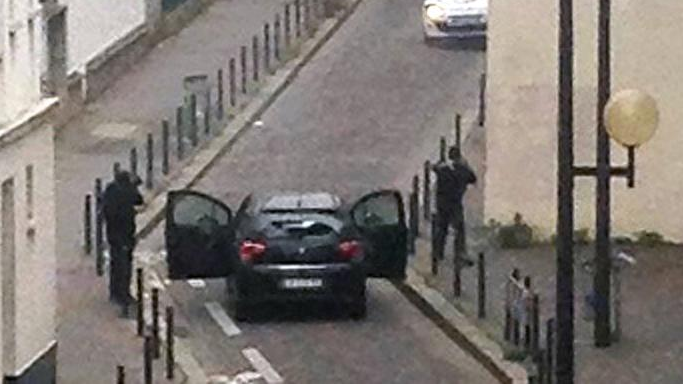 Islamic Militants Murder 12 At French Satirical Newspaper That Lampooned ExtremistIslam