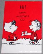 valentine peanuts
