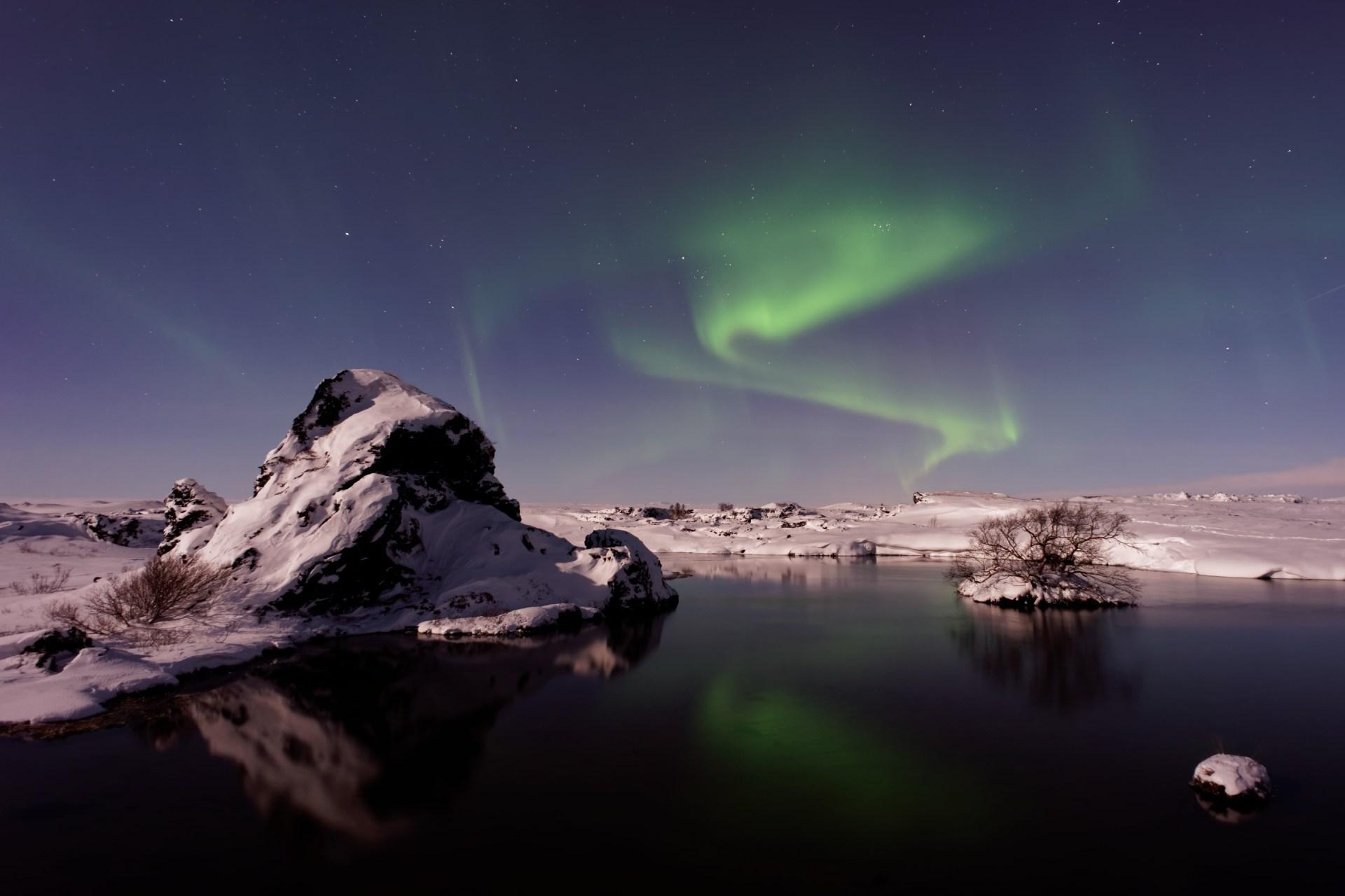 Aurora Borealis Poem