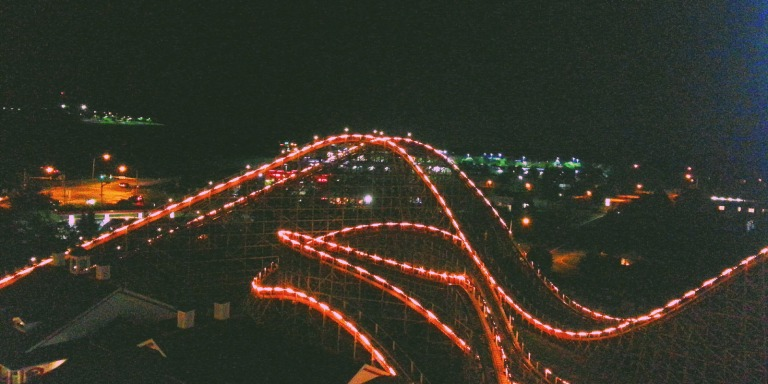 The Top 10 Emotional RollerCoasters
