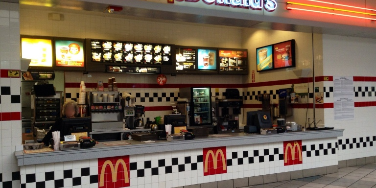 McDonald's Is Now Paying Its Employees In Humiliation,Shame