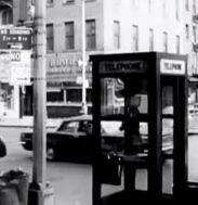 1974 phone booth corner