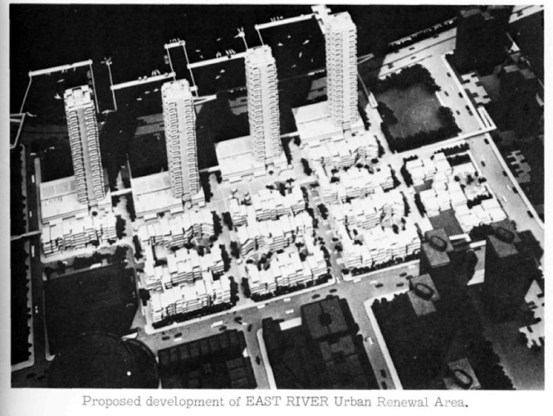 NYC Department of Housing Preservation and Development.Community Development Progress Report: 1968.Prepared and edited by Nathan Sobel. New York City, 1968.